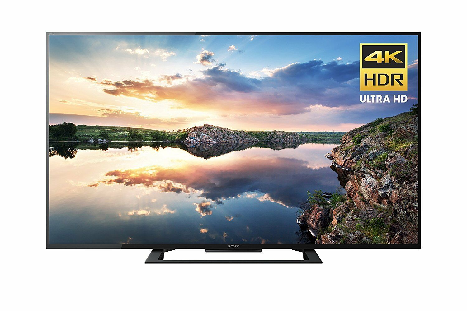 Sony Bravia KD50X690E 50-Inch 4K Ultra HD Smart LED TV newest model NEW OTHER