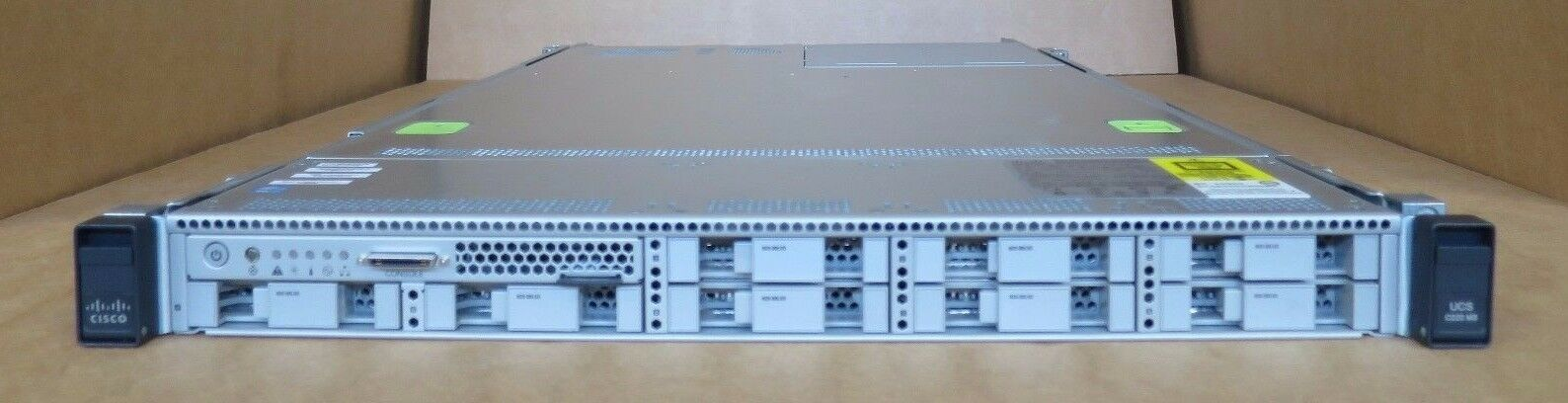 Cisco UCSC-C220-M3S 2 x E5-2650 Eight-Core 2.60GHz 64GB RAM 1U Server