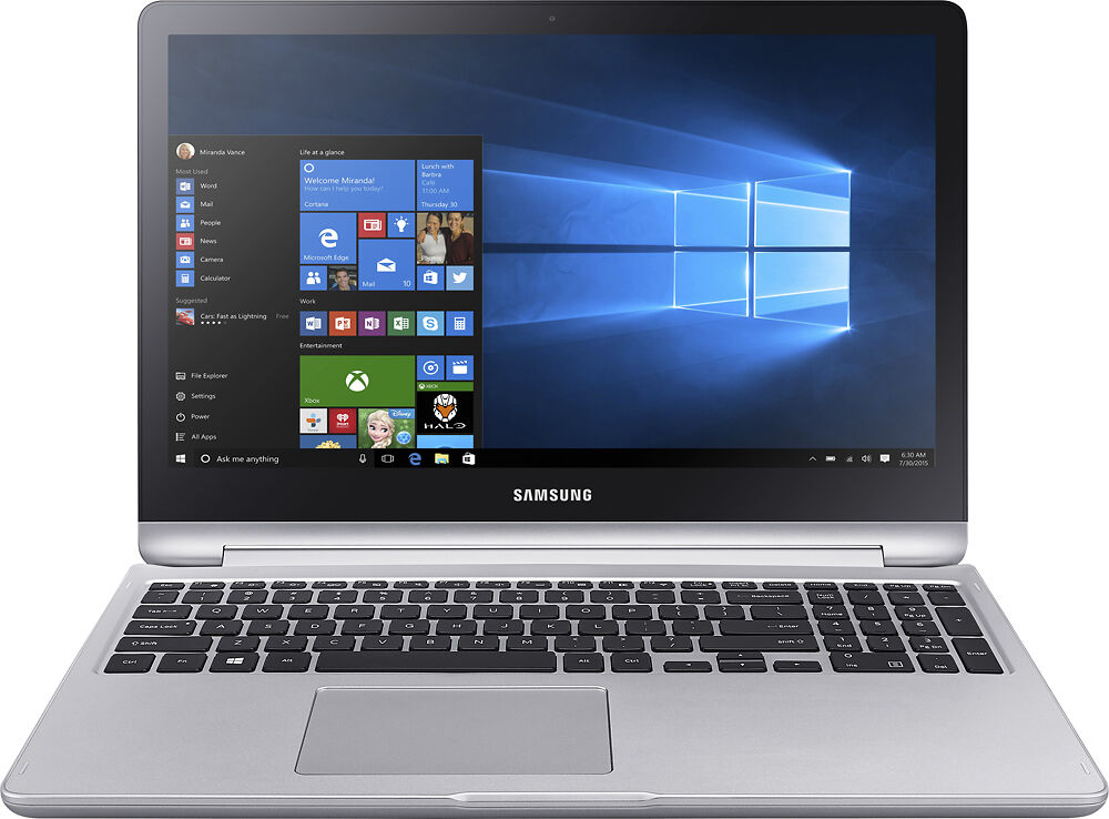Open-Box Certified: Samsung - 2-in-1 15.6