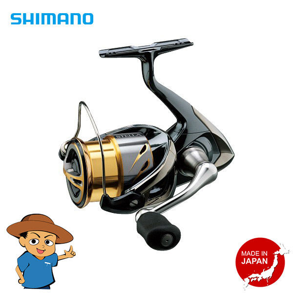 Shimano STELLA C2000HGS brand new model fishing spinning reel coil MADE IN JAPAN