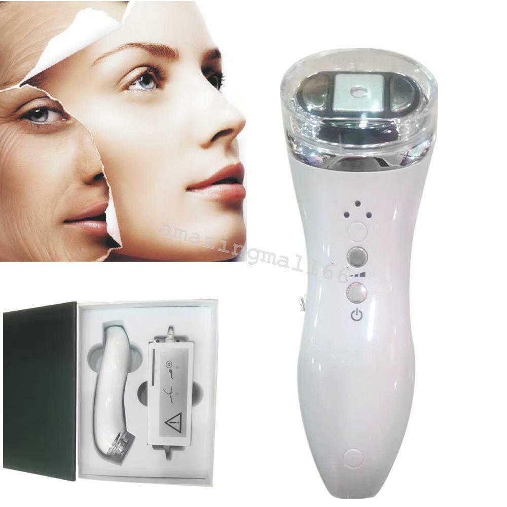 Portable High Intensity Focused Ultrasound Ultrasonic Skin Lifting HIFU Machine