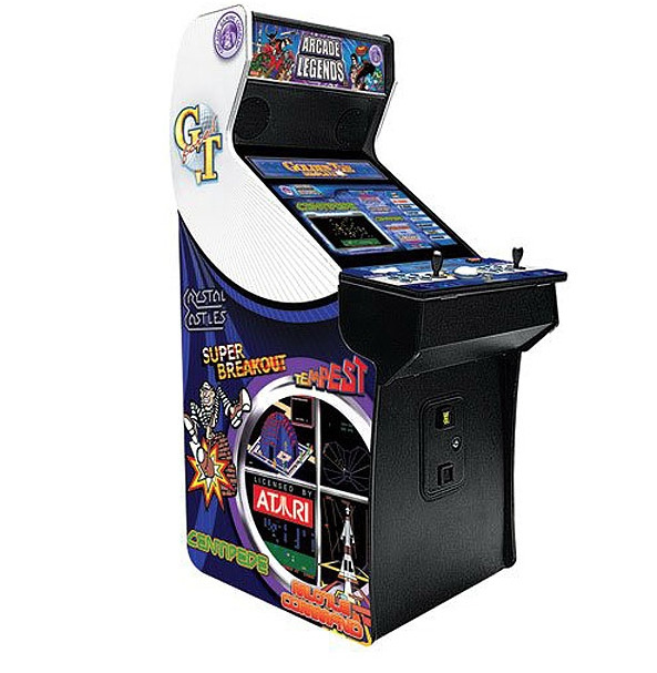 Arcade Legends 3 with Golden Tee - includes 130 classic video games, Multi cade