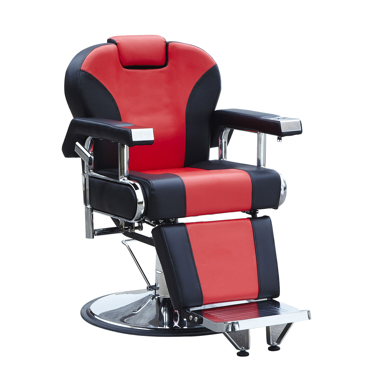 All Purpose Hydraulic Recline Barber Chair Heavy Duty Salon Beauty Spa Equipment