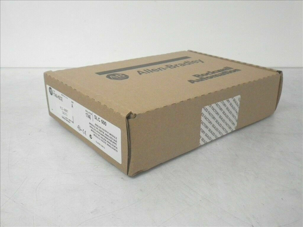 1746-HSCE 1746HSCE Allen Bradley SLC 500 Ser A Analog Output Module (New Sealed)