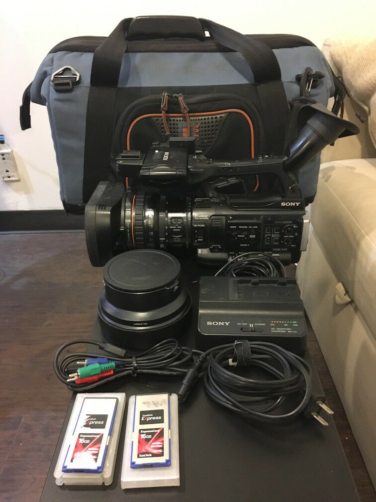 Sony PMW-200 XDCAM HD422 Camcorder, 748 hrs.