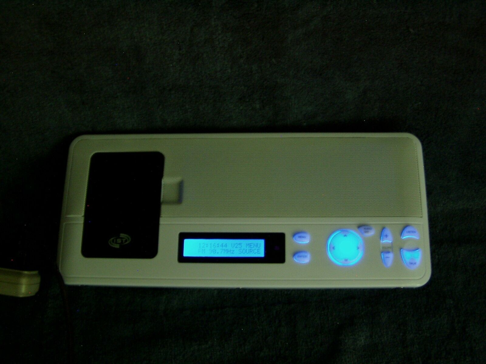 4 Room + Door Kit IST IntraSonic I2000M Home Intercom System / iPod Dock