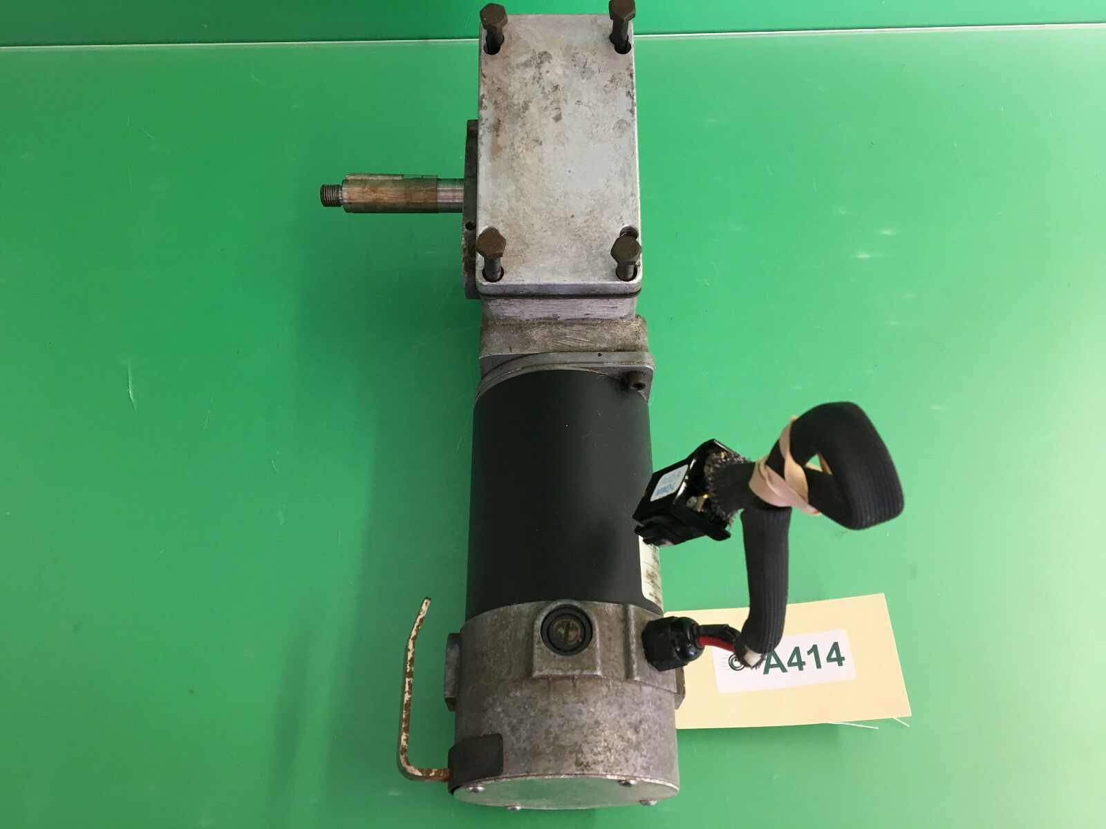 Right 4 Pole Motor with Gearbox for Ranger X Power Chair  #A414