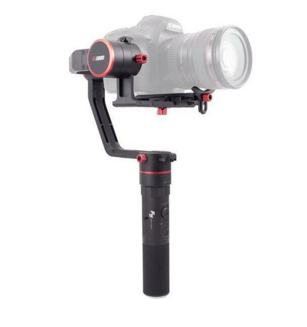GVB Gear FeiyuTech A2000 Handheld Stabilizer Gimbal for Sony ,Canon 5D MK4 more.