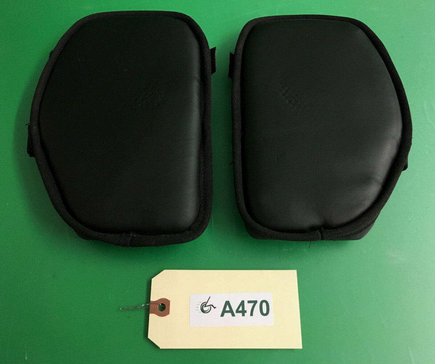 Stealth Gel Pads for Permobil FootRest 6