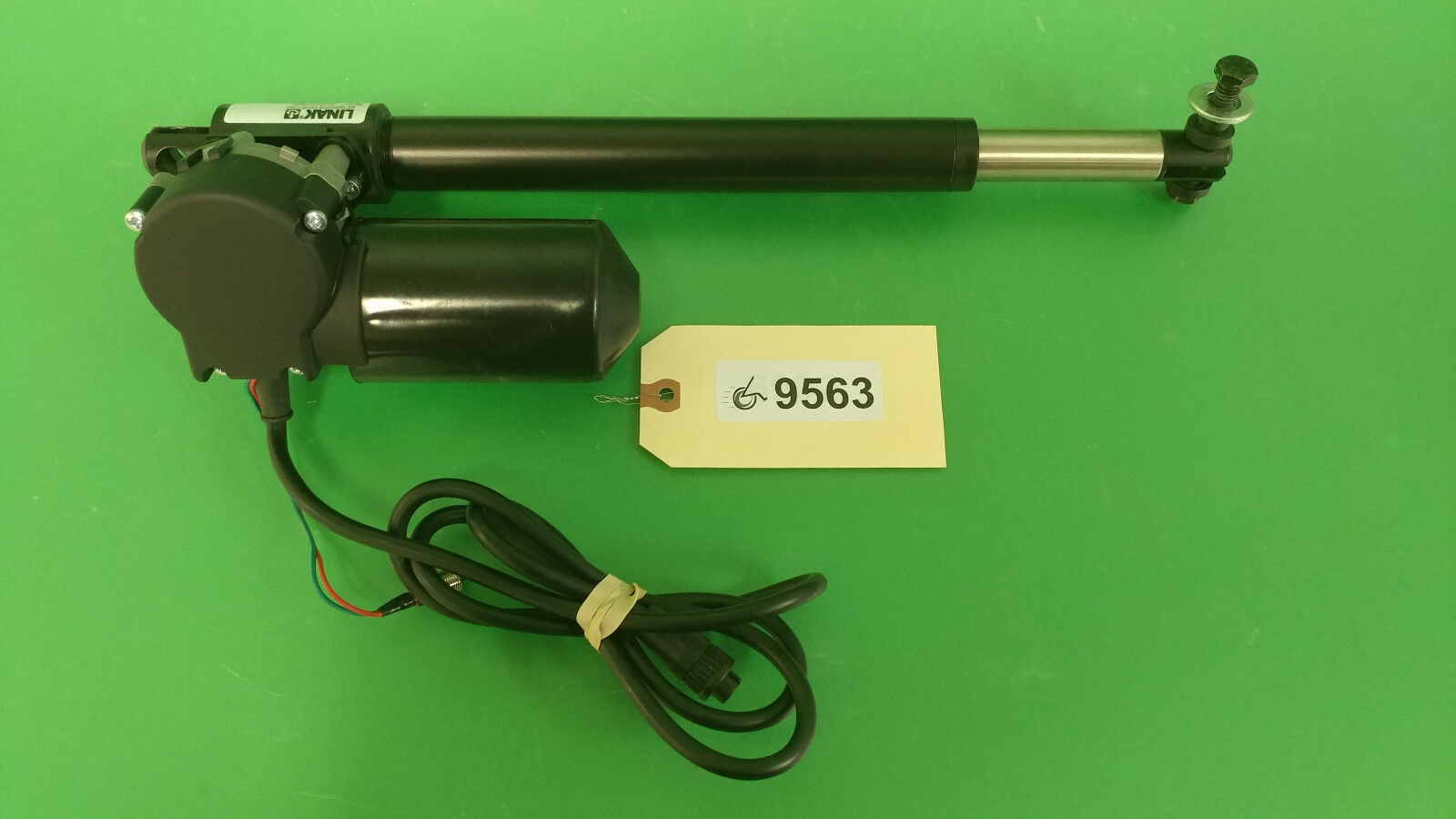 Linak Recline Actuator for Quickie S-646  30K2R0-0015040X  #9563