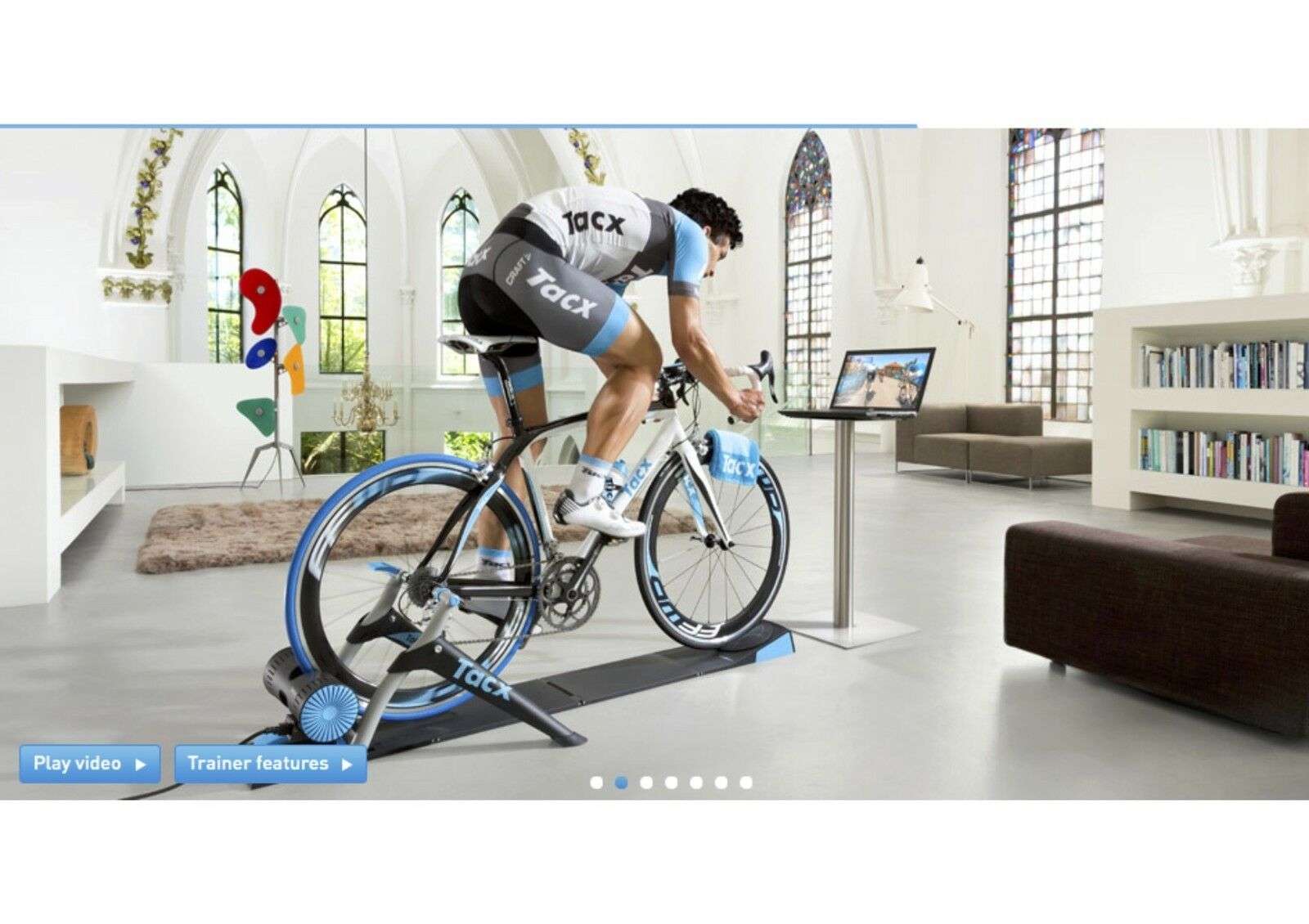 Tacx Genius Multiplayer Т2000