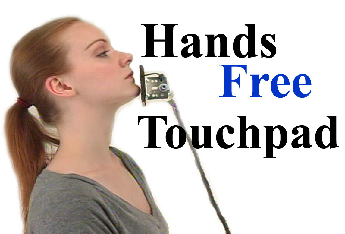 Hands Free Touchpad Control Your Computer with Face Movement