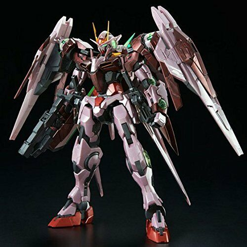 BANDAI  Limited PG 1/60 TRANS-AM RAISER Plastic Model Kit Gundam NEW