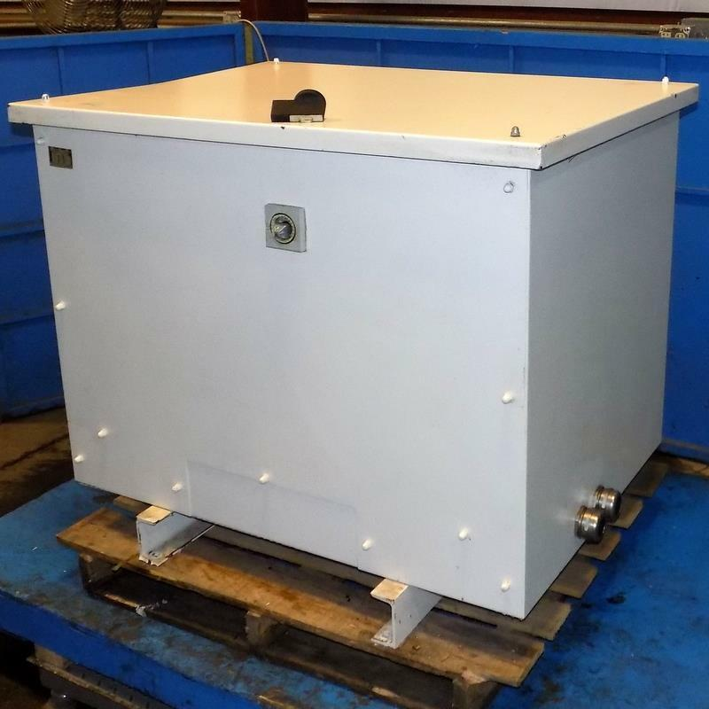 MICHAEL RIEDEL 104KVA TRANSFORMER TYPE R-DST 100