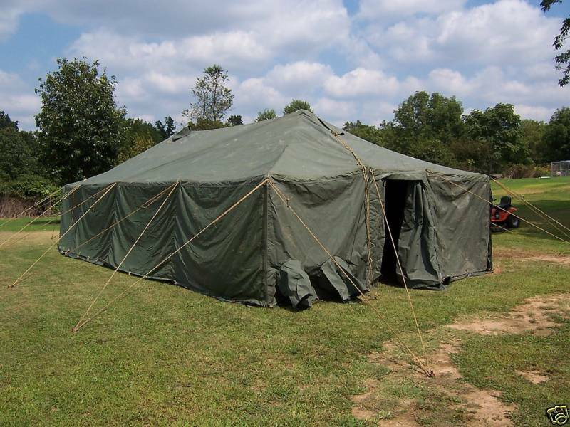 GENERAL PURPOSE MEDIUM TENT (GP MEDIUM 16′ X 32′) Vynil