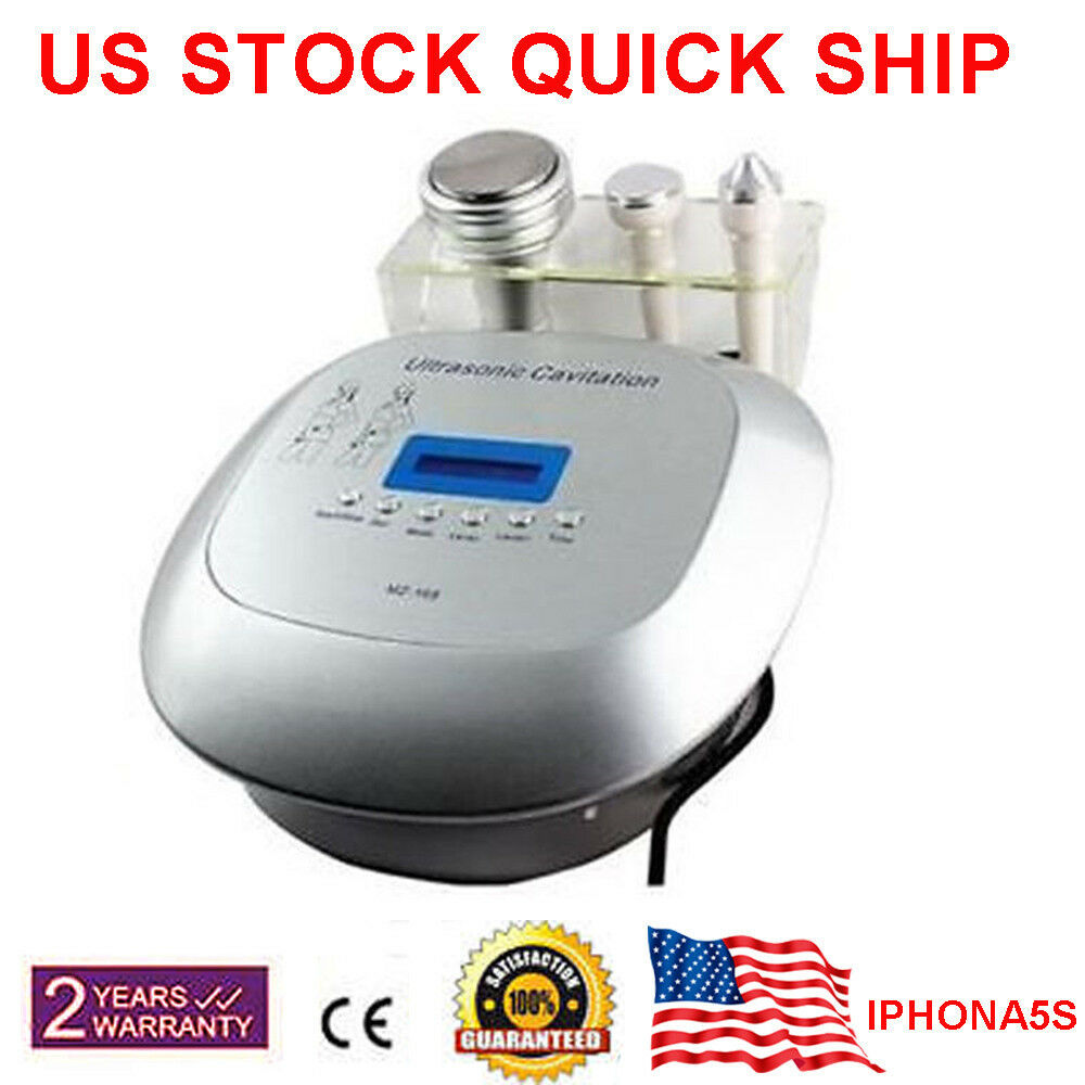 2 in 1 Ultrasonic Cavitation Liposuction Weight Loss beauty Body Slimming Fat