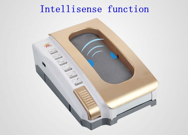 Intellisense Automatic shoe sole cleaning machine boot shoe cleaner quick 3-5s