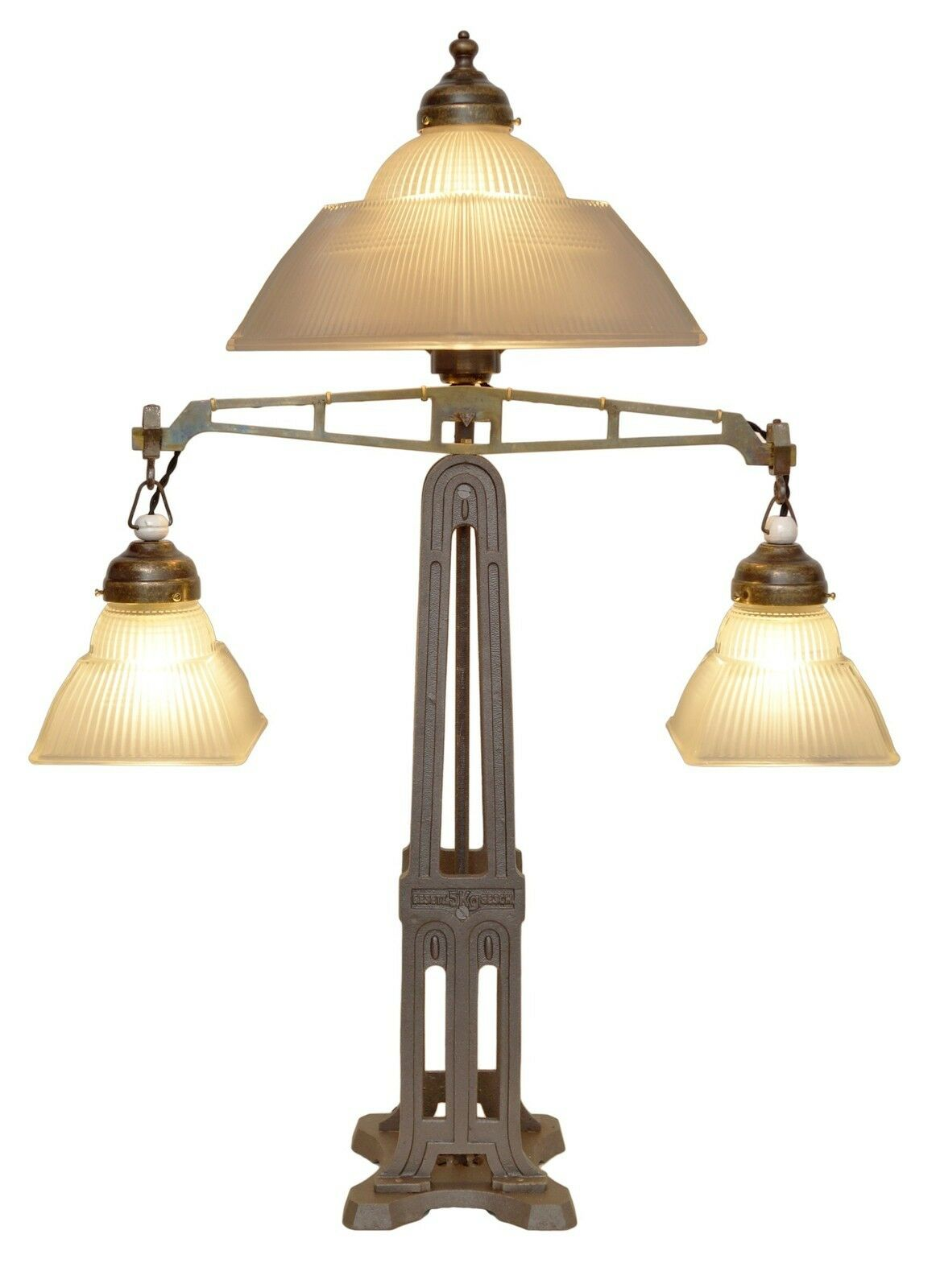 Unique Art Deco prunkleuchte Table Lamp