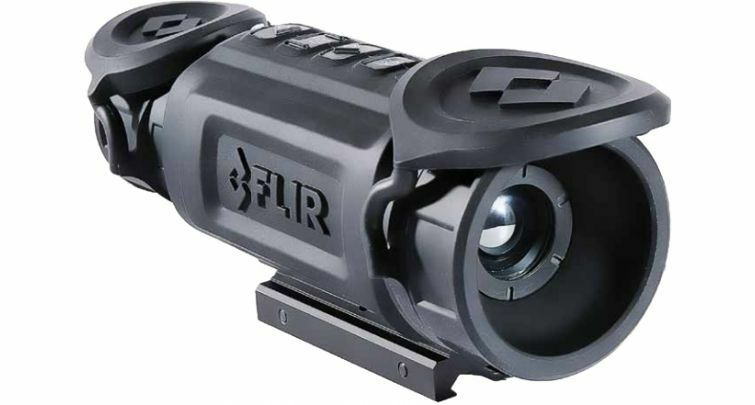 FLIR ThermoSight R-Series RS32 2.25-9x Thermal Night Vision Rifle Scope