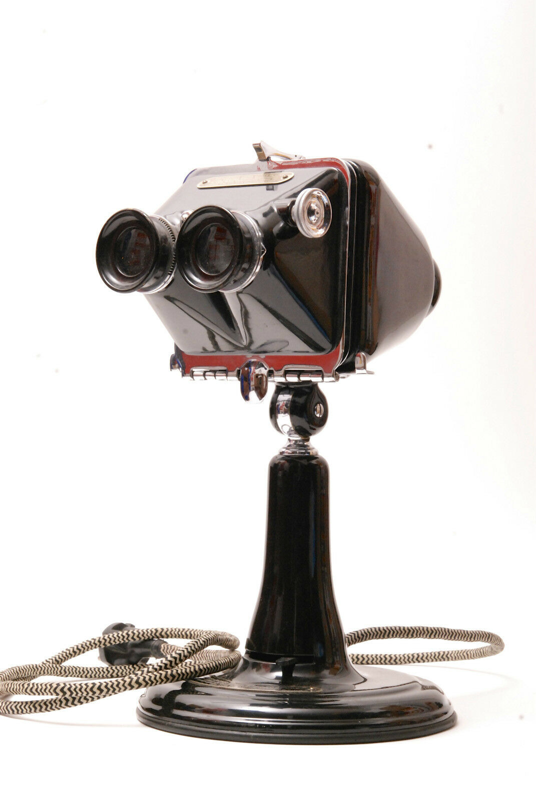 Ritter Intraoral stereoscope and diagnosis dental lamp