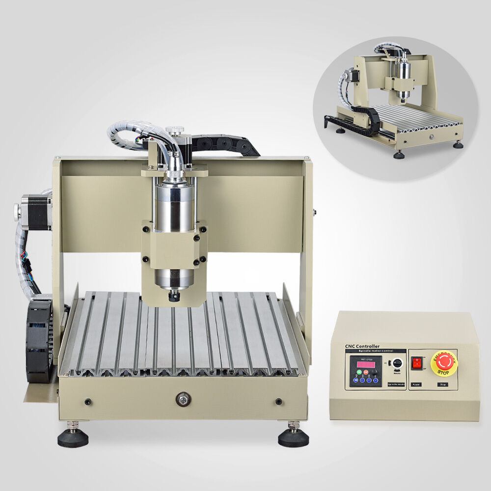 USB 4 AXIS 800W VFD CNC ROUTER ENGRAVING 3040T CARVING MILLING MACHINE USA HOT