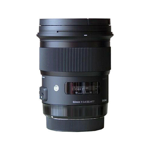 Sigma 50mm f/1.4 DG HSM Art Lens for Nikon Cameras 311306