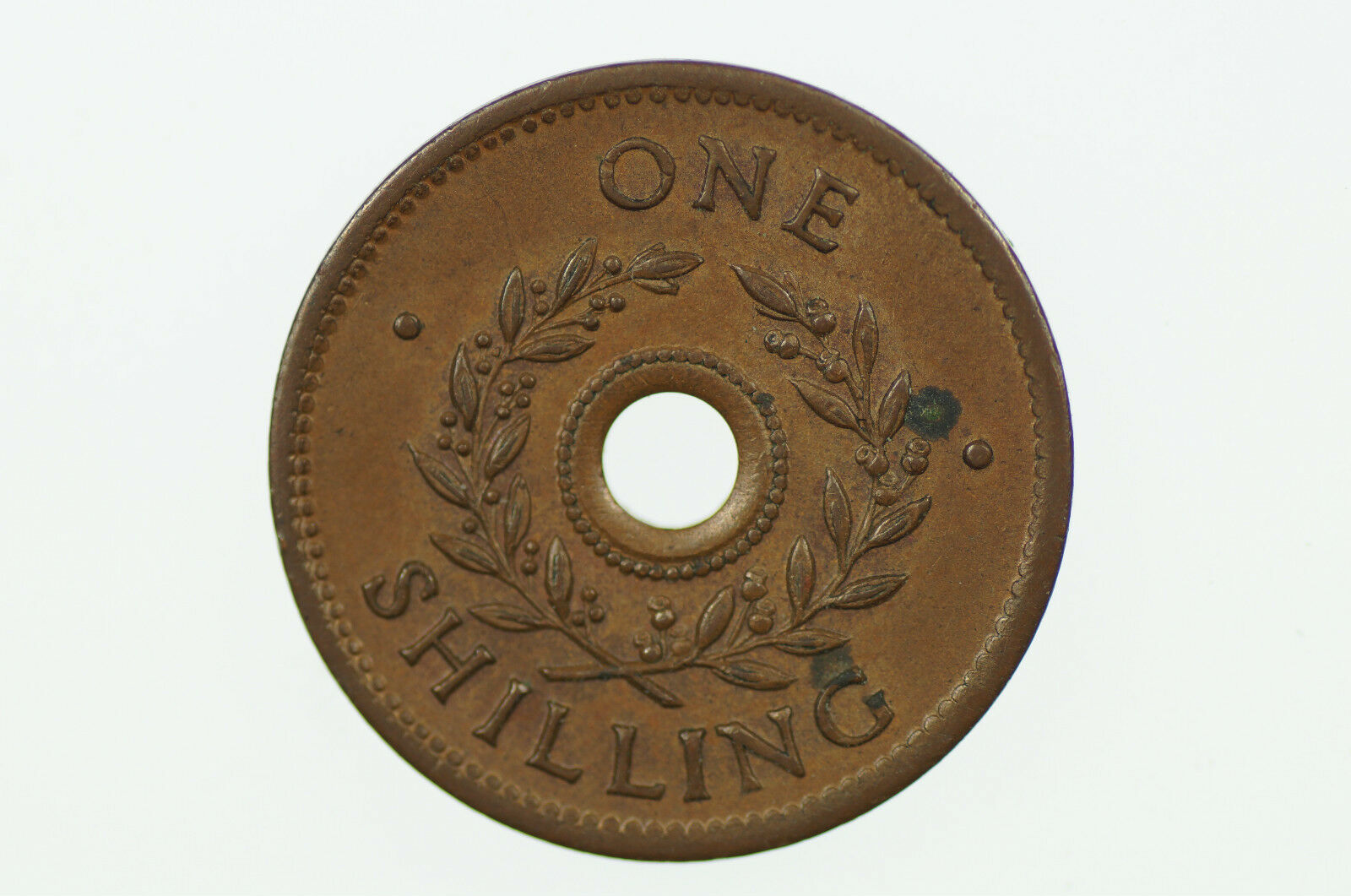 Australian Internment Camps One Shilling POW Token In Uncirculated Condition
