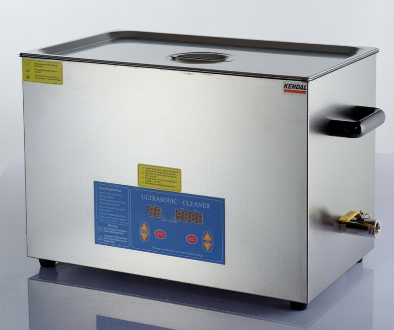 Industrial 900 W 7 gallon HEATED ULTRASONIC CLEANER  s17 HB27