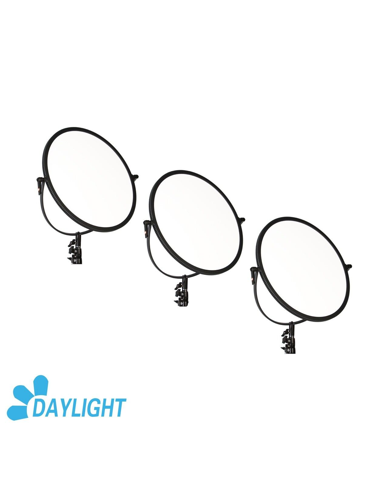 CAME-TV C700D Daylight LED Edge Light (3 Pieces Set) Led Video Light