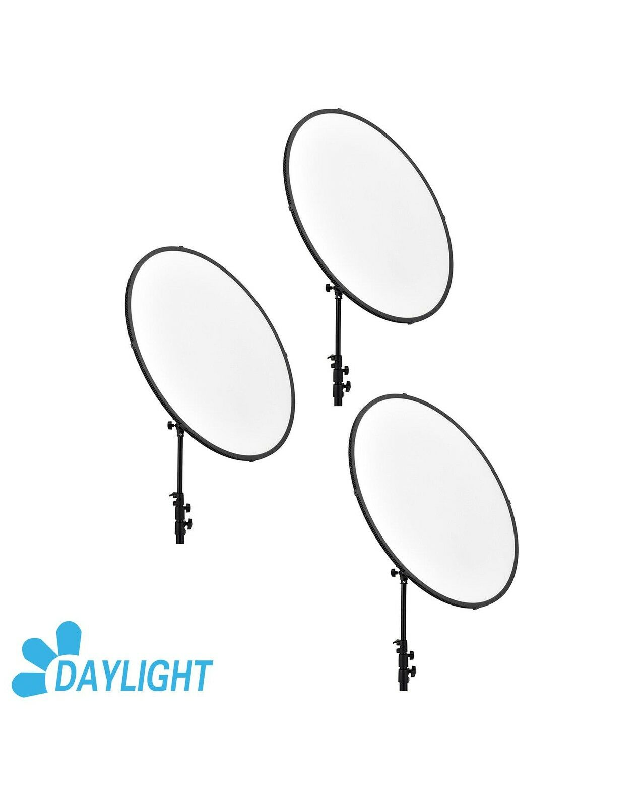 CAME-TV C1500D Daylight LED Edge Light (3 Pieces Set) Led Video Light