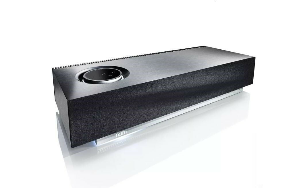 Naim Audio Mu-so Wireless Speaker System 00-019-0001