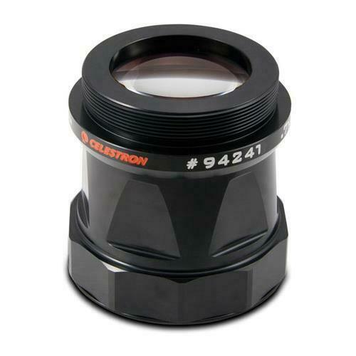 Celestron Reducer Lens .7x - EdgeHD 1100 - Increases Field of View 43% #94241