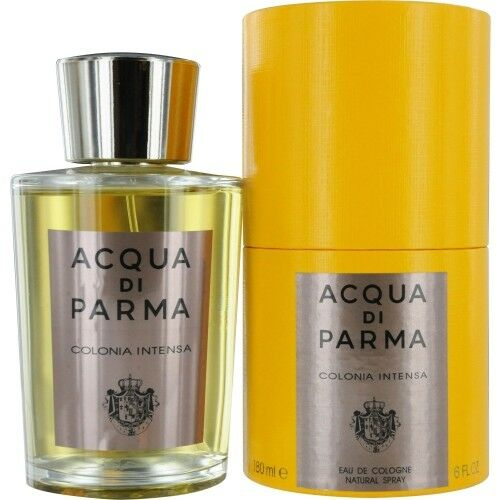 Acqua Di Parma by Acqua di Parma Intensa Cologne Spray 6 oz