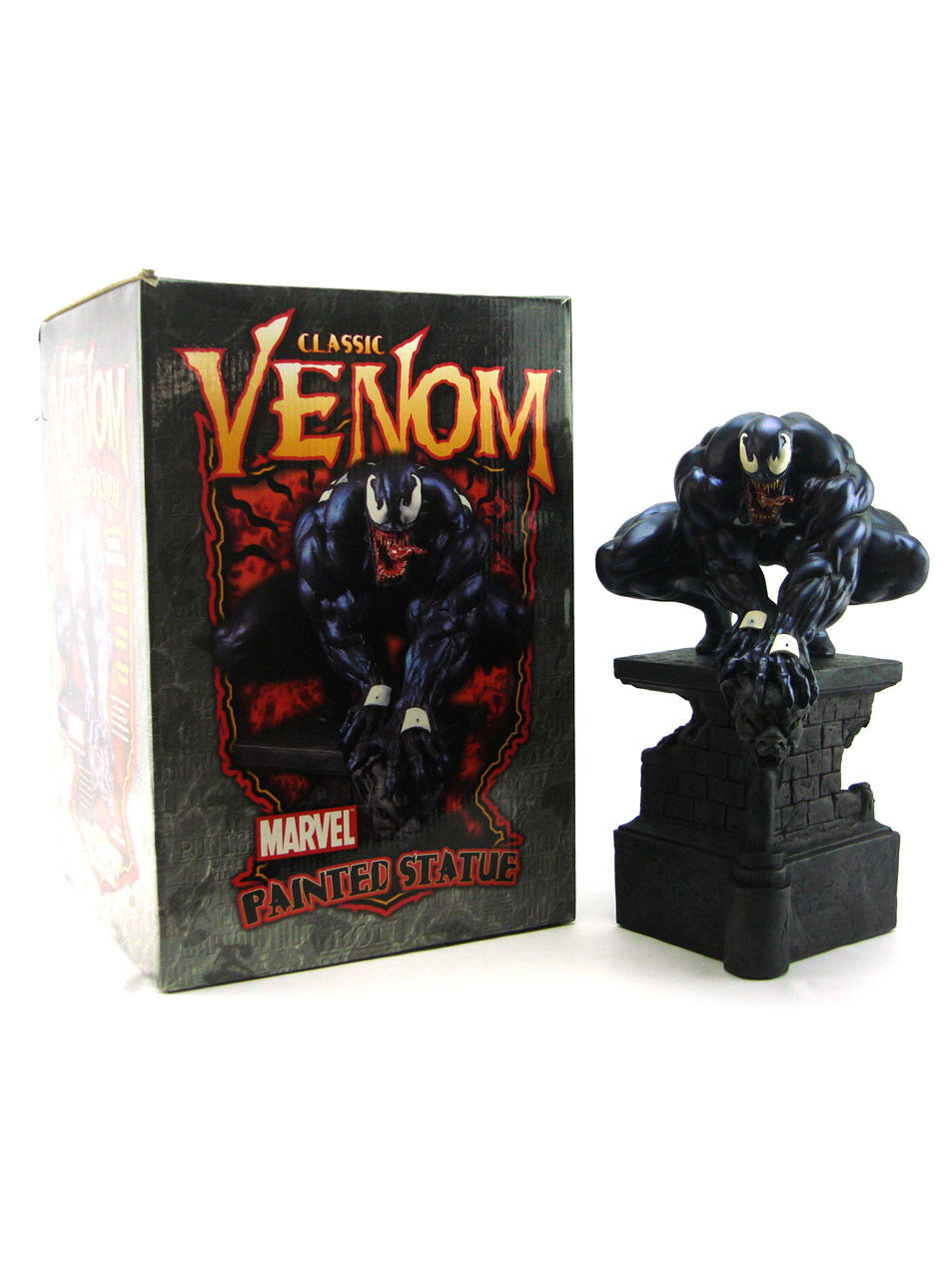 Bowen Designs Venom Statue Classic Version 581/1000 Marvel Sample Spider-Man New