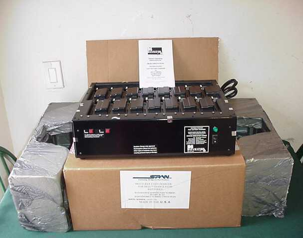 DS-16BY-BC-E6 Datamation systems multi-Bay Battery Charger -16 CMS216-DS-E6 Dell