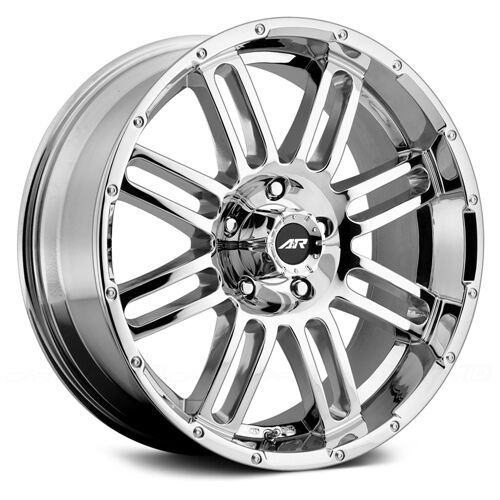 20 Inch Chrome Rims Wheels Chevy Silverado 1500 Tahoe Suburban AR901 Set 4 6 Lug