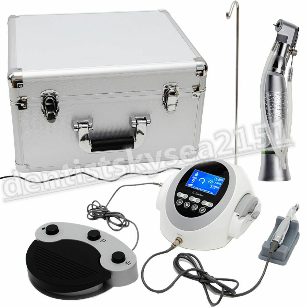 Dental Implant Machine Surgical Drill Motor System Reduction Contra Angle ZV6M