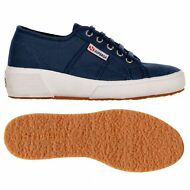 SUPERGA ZEPPA Scarpe DONNA Sottop:4cm 2905 COTW UP AND DOWN blue Mid Moda X1Ynfk