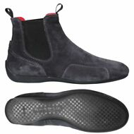 SABELT STIVALI UOMO DONNA BOOT 105U FASTBACK SUEDE stivaletto Driving NEW 912wrk
