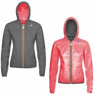 K-WAY LILY PLUS DOUBLE giacca DONNA IMPERM PRV/EST Variable Meteo KWAY New 959im