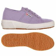 SUPERGA ZEPPA scarpe DONNA sottop:4cm 2905 COTW UP AND DOWN LILLA NEW 431gclaeux
