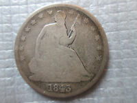 1843 P SEATED LIBERTY HALF 1/2 DOLLAR 50C US SILVER COIN
