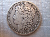 1889 O MORGAN SILVER DOLLAR $1    F/VF   NEW ORLEANS