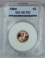 1984 P 1C RD LINCOLN CENT PENNY 1C BU  HIGH QUALITY US COIN MS/BU/UNCIRCULATED