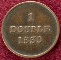 GUERNSEY 1 DOUBLE 1830 B2310