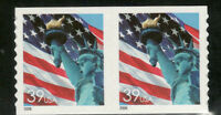 3981 STATUE OF LIBERTY PAIR MINT/NH