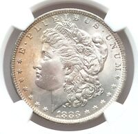 1883 O NGC MS66 GEM BU MORGAN SILVER DOLLAR FLASHY BRILLIANT UNCIRCULATED
