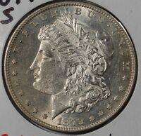 1879-S $1 MORGAN SILVER DOLLAR MINT STATE 130428