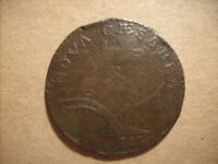 1787 NEW JERSEY COPPER  PLURIBS VARIETY/M.61 P