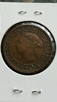1888 1C BN CANADA CENT CIRCULATED